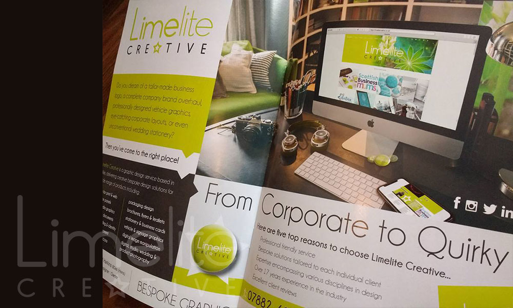 Limelite Creative advertorial