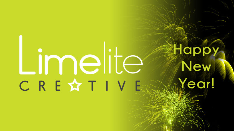 Limelite Creative happy new year