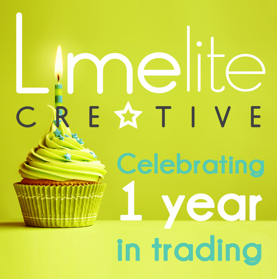 Limelite Creative 1 year old