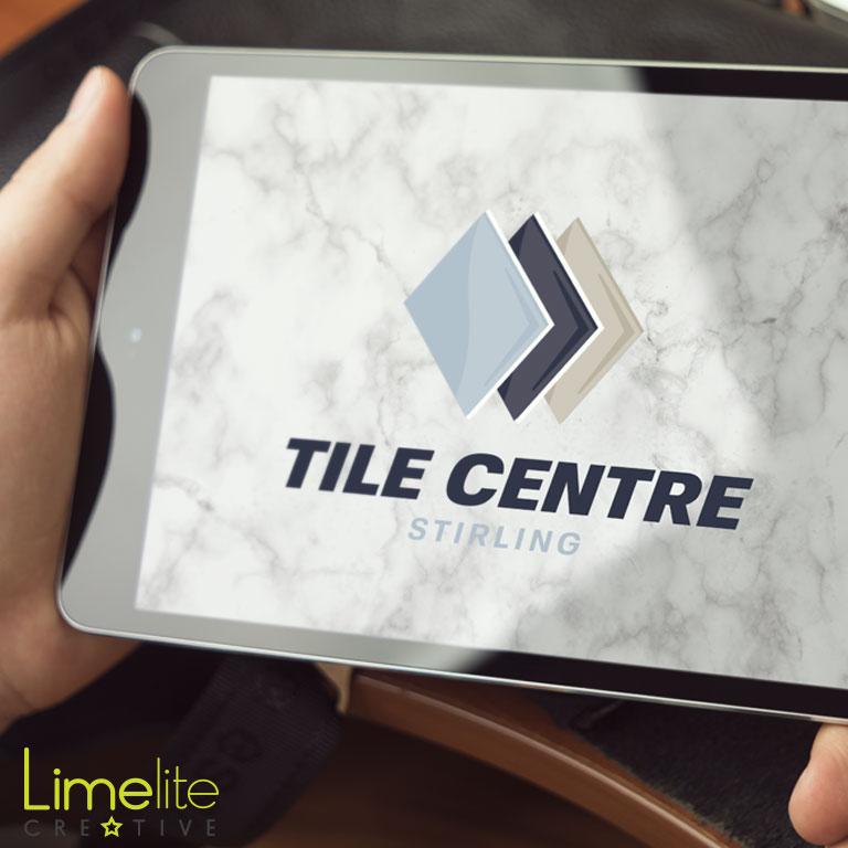 Business Branding | Tile Centre Stirling