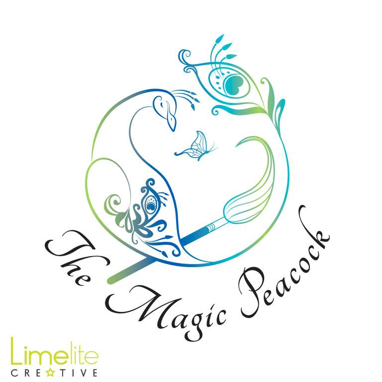 Rebrand | The Magic Peacock