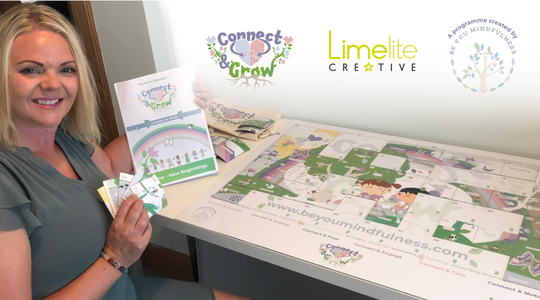 be you mindfulness limelite creative connect & grow launch