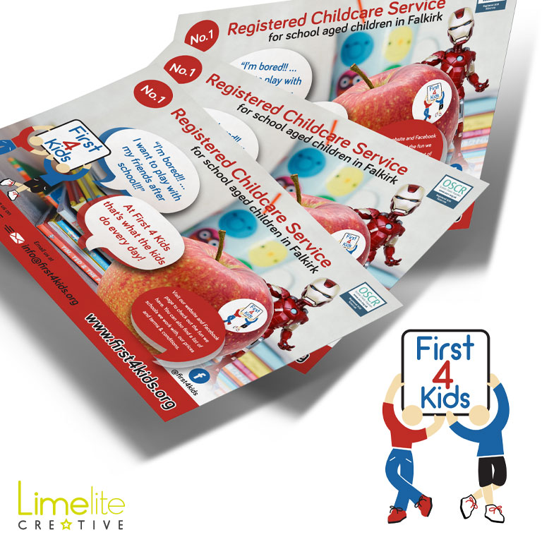 limelite creative first 4 kids falkirk