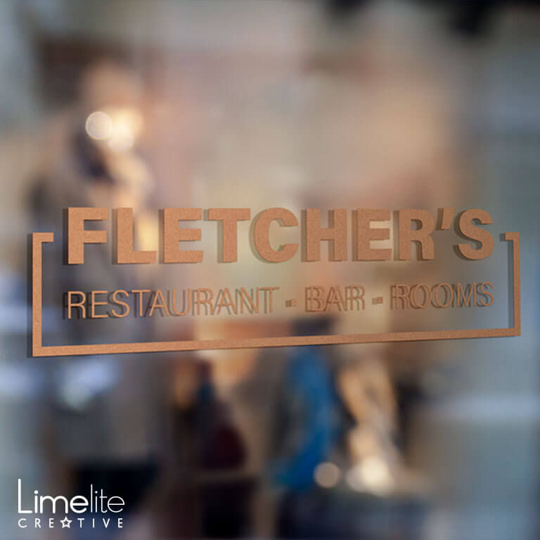limelite creative fletchers restaurant bar rooms