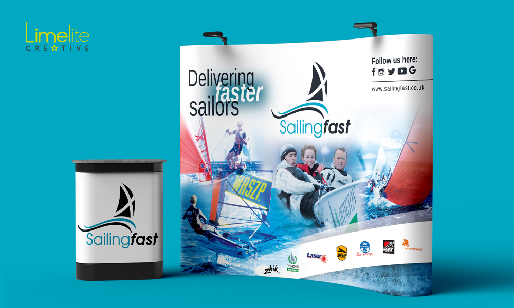 limelite creative sailingfast limited display graphics