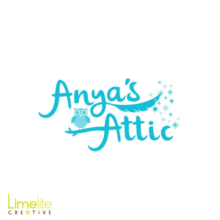 Logo Design | Anya's Attic