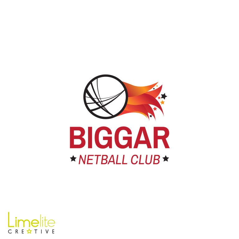Logo Design | Biggar Netball Club