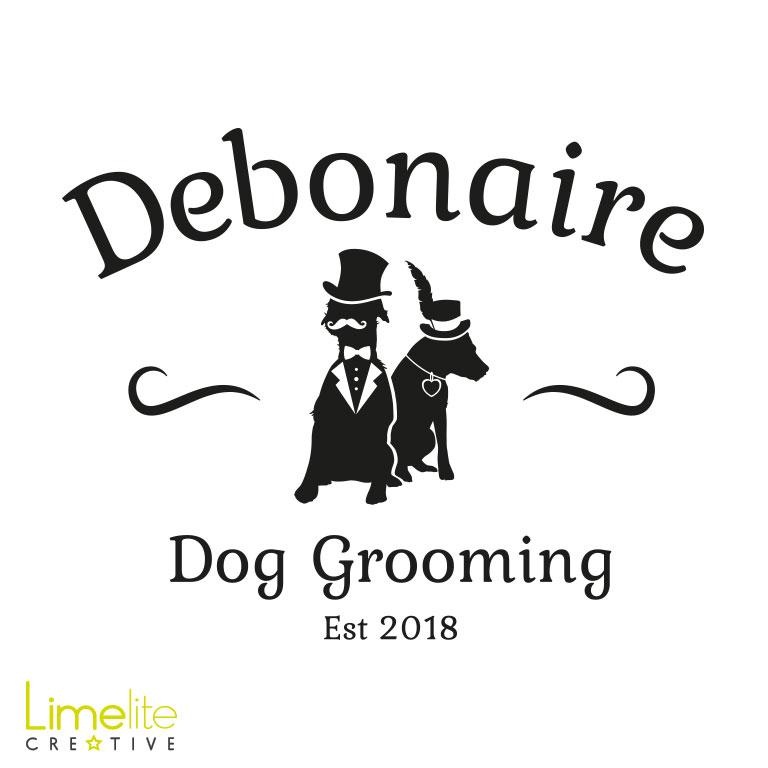 Logo Design | Debonaire Dog Grooming