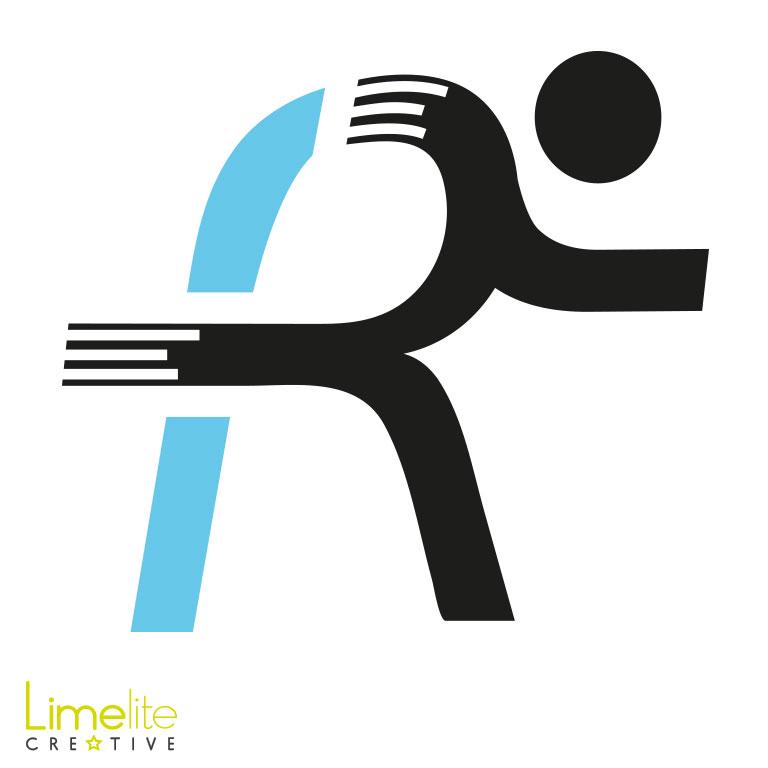 Logo Design | David White Running Fitness