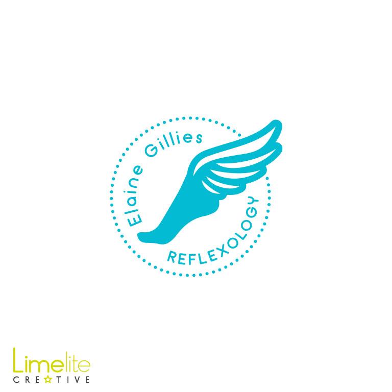 Logo Design | Elaine Gillies Reflexology