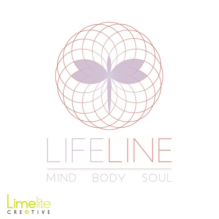Logo Design | Lifeline – Mind Body Soul