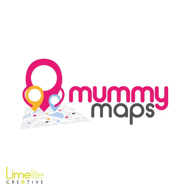 Logo Design | Mummy Maps