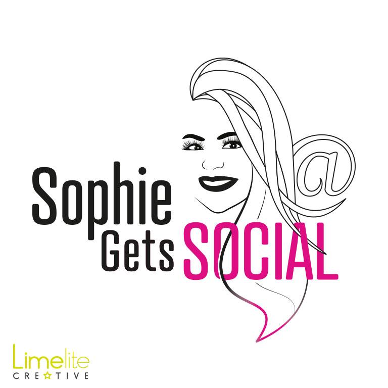 Logo Design | Sophie Gets Social