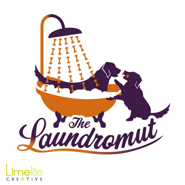 Logo Design | The Laundromut
