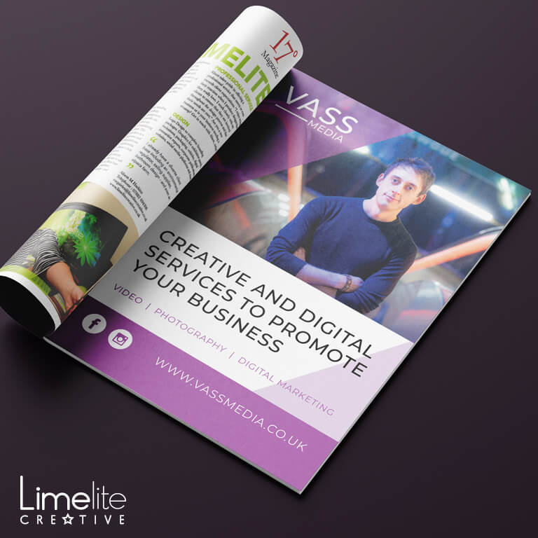cool advertorial design for professionals and entrepreneurs limelite creative