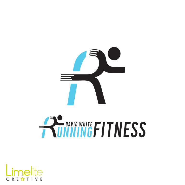 Logo Design | David White Running Fitness