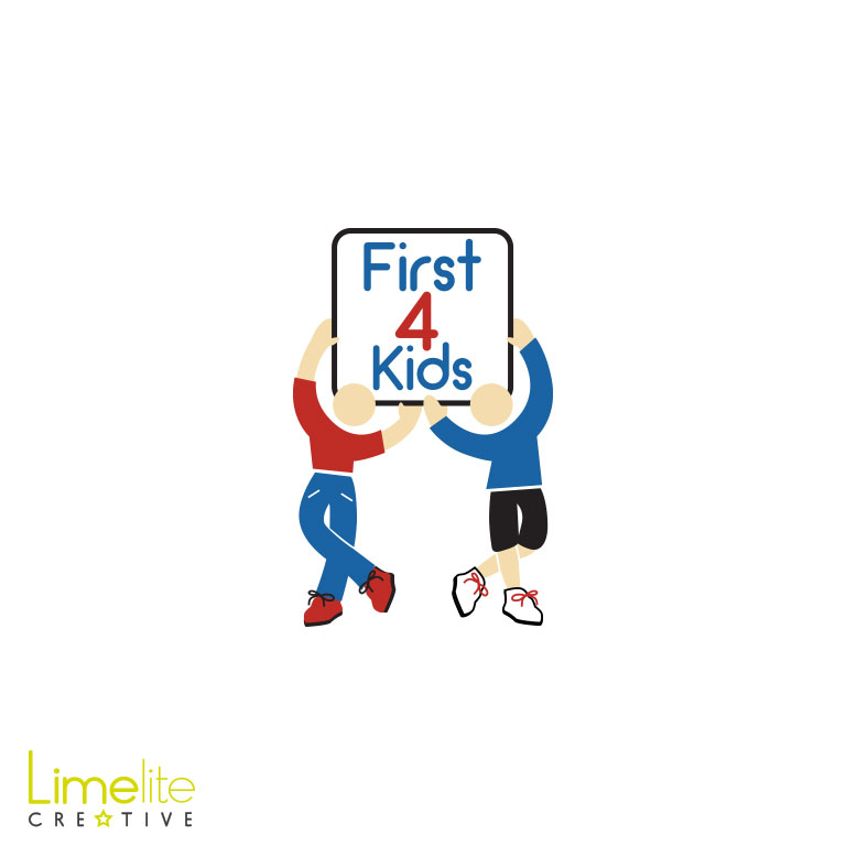 Logo Design Update | First 4 Kids