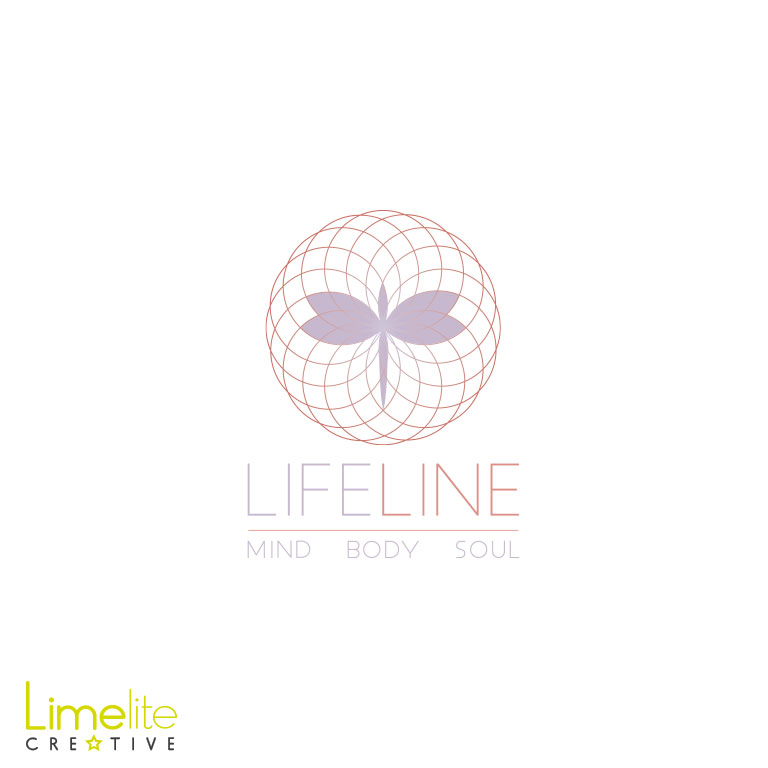 Logo Design | Lifeline – Mind Body Soul