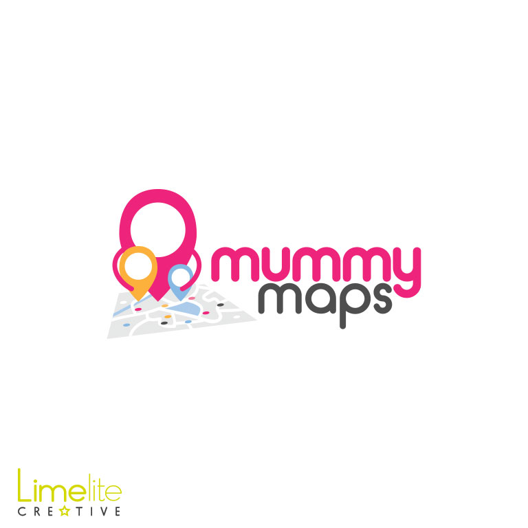 Logo Design | Mummy Maps