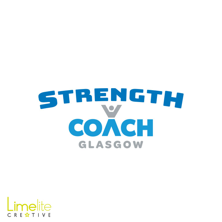 Logo Design | Strength Coach Glasgow