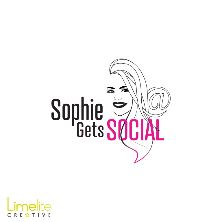 Logo Design | Sophie Gets Social