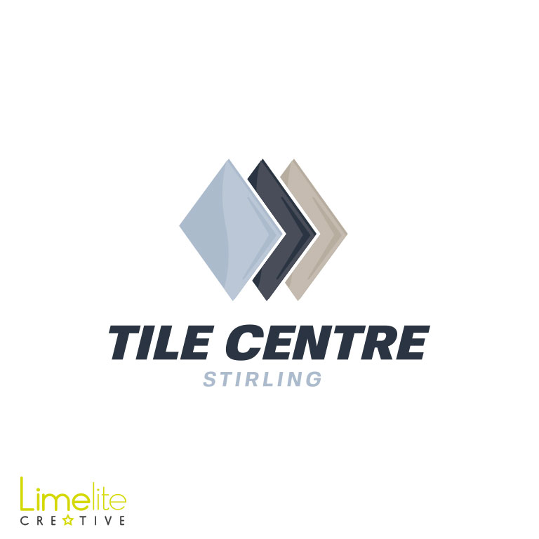 Logo Design | Tile Centre Stirling