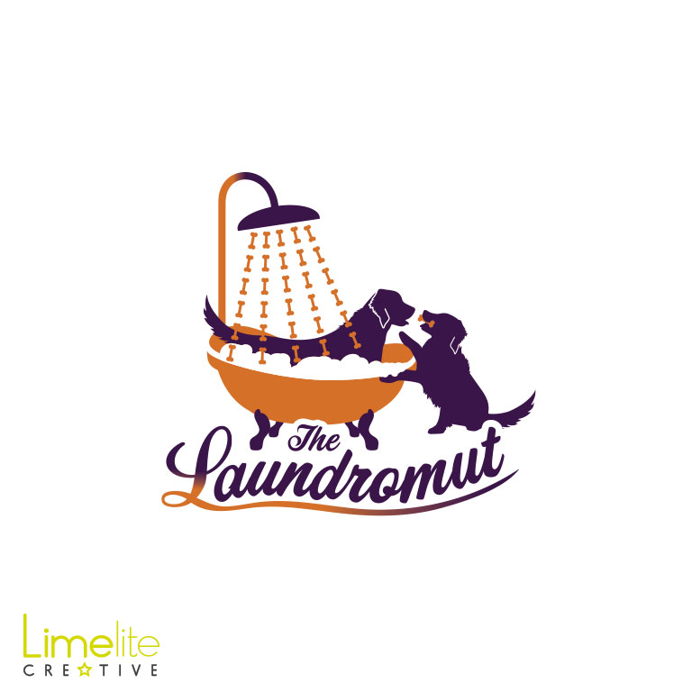 Logo Design | The Laundromut