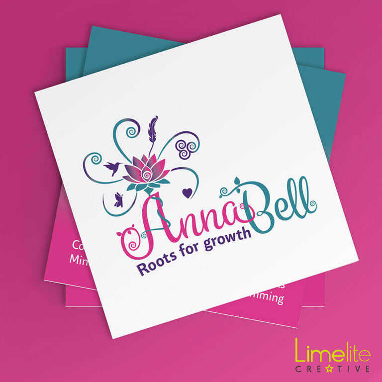 Design for Print | Anna Bell Coaching