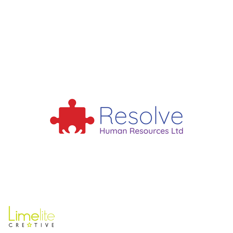 Logo Design | Resolve Human Resources Ltd
