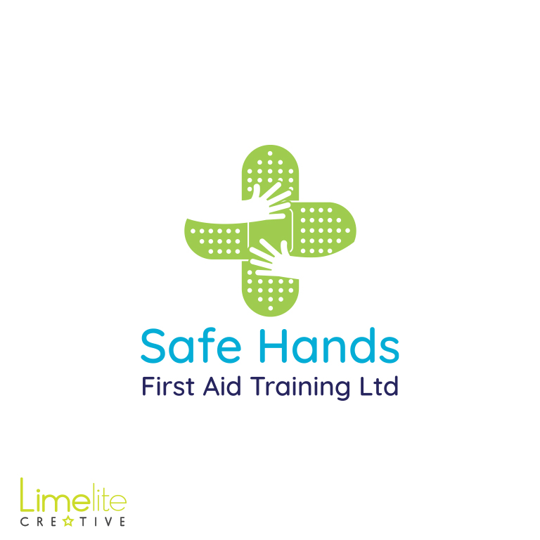 Logo Design | Safe Hands First Aid Limited