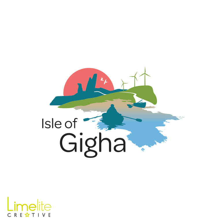 Logo Design | Isle of Gigha